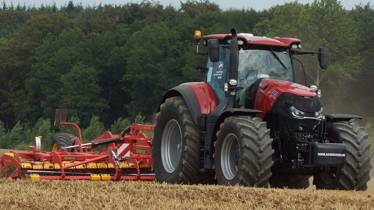 Tractors Case Ih | Maxxum Series 2wd Tractors Return To ...