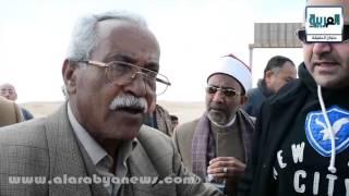 العربية نيوز| بالفيديو.. لجنة من الإسكان ترفع مساحات مدينة ملوي الجديدة