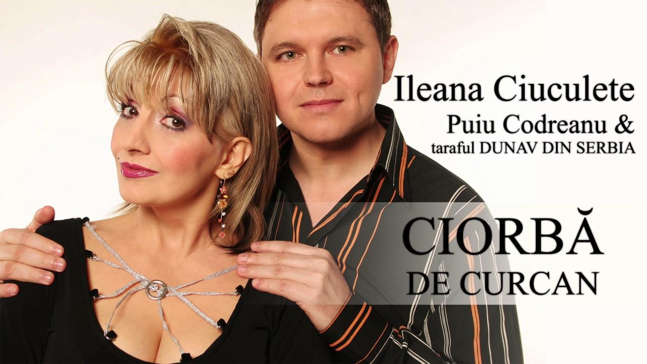 Ileana Ciuculete, Puiu Codreanu & taraful DUNAV din Serbia - Un frate si o surioara