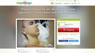 Siepomaga.pl - podsumowanie akcji - zebraliśmy ponad 1000zł! :)