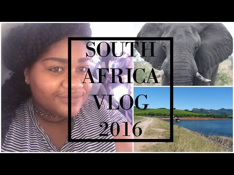 South Africa Vlog | Summer '16