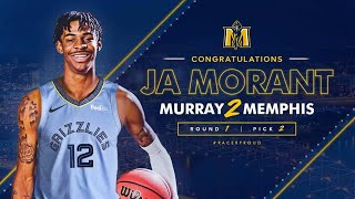 Ja Morant Official NBA Hype Feat. F.N by Lil Tjay