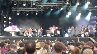 Bring it back - Die Fantastischen Vier Unplugged @ Zürich Open Air 26.08.2012