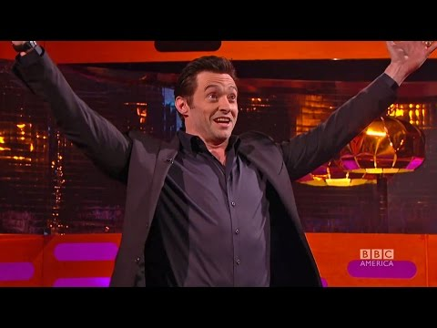 Hugh Jackman's most embarrassing moment - The Graham Norton Show