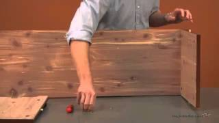 Surveyor Cedar Chest - Cherry Assembly Video