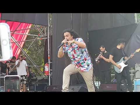 Dread Mar I - Hoja En Blanco - Vivela Festival Chile 2018