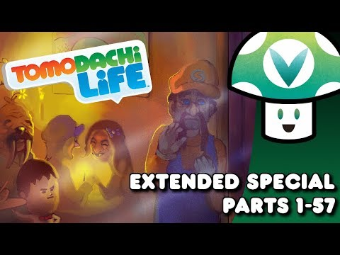 [Vinesauce] Vinny - Tomodachi Life 1-57 Extended Special