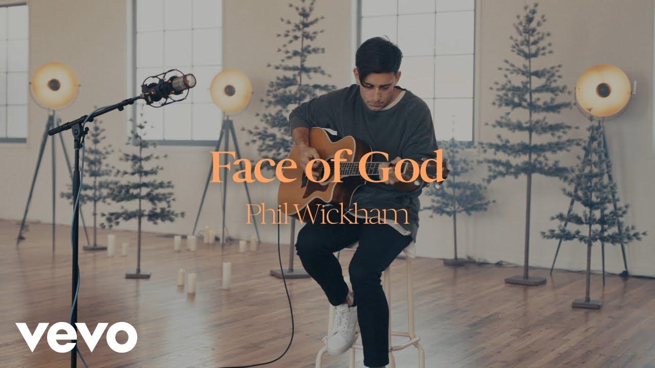 Phil Wickham - Face Of God (Acoustic Performance)