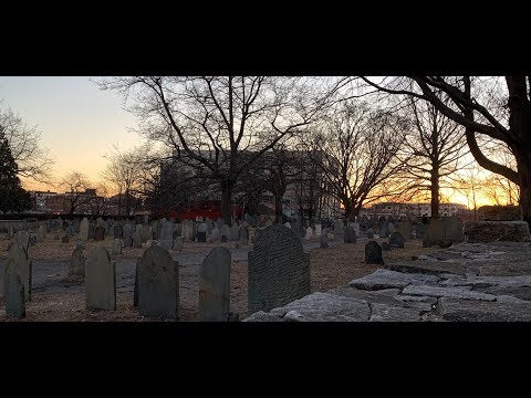 Winter In Salem MA- D Tours Episode #137 2/16/19