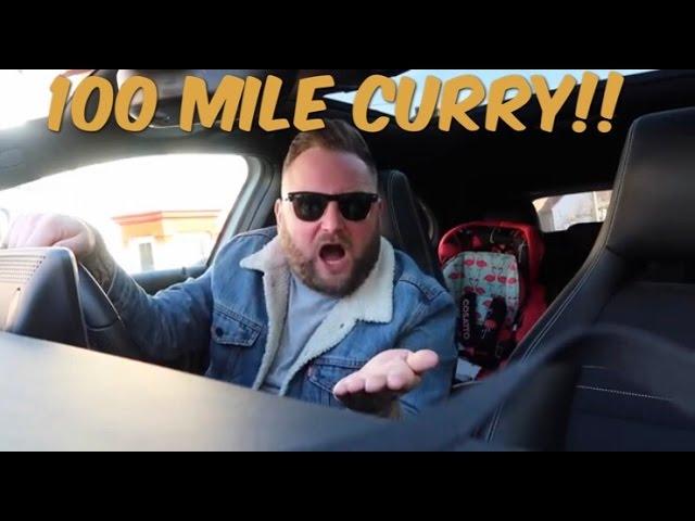 I Drove 100 Miles For a Curry! | Arron Crascall