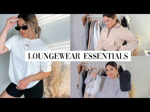 LOUNGEWEAR + CASUAL BASICS ESSENTIALS   Sweatshirts, Hoodies, Sweatpants, Tees