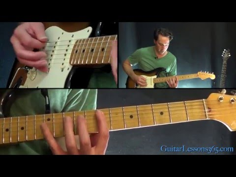 Born to Be Wild Guitar Lesson - Steppenwolf
