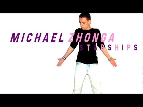 Nicki Minaj - Starships (Michael Zhonga...