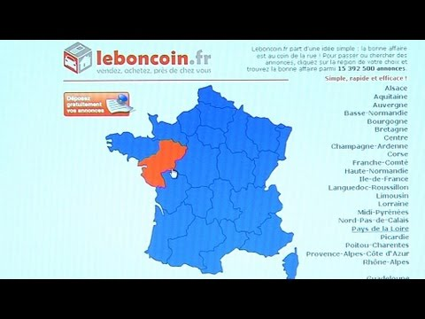 Succes Du Site Internet D Annonces Leboncoin Fr Youtube