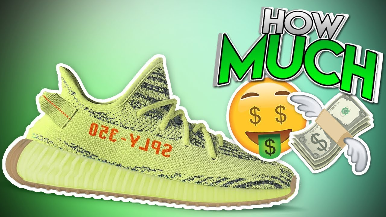 adidas yeezy boost 350 v2 semi frozen yellow price
