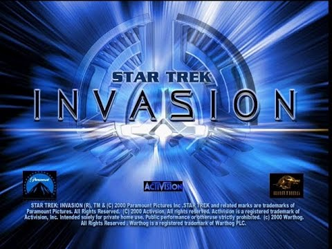 PSX Longplay [240] Star Trek: Invasion