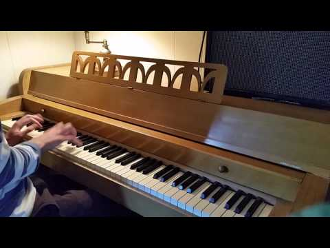 Avett Brothers - Head  full of doubt -  Piano