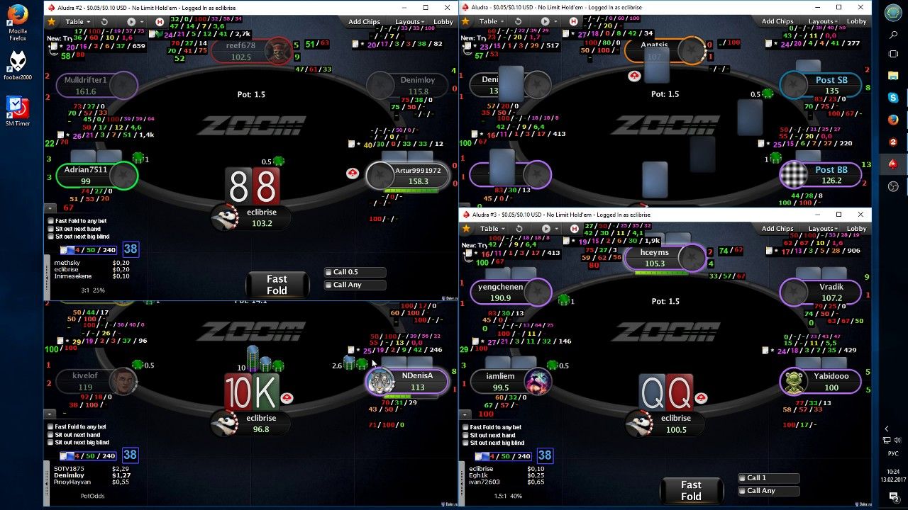 Poker Musik