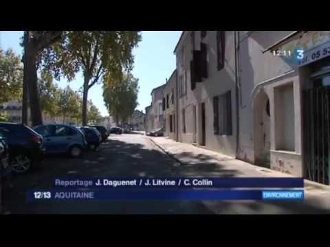 Nérac (Lot-et-Garonne) veut faire des économies d'eau