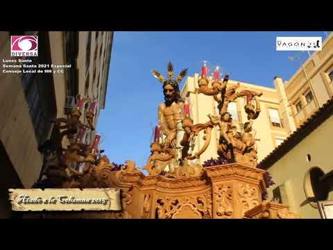 Especial Semana Santa 2021 Jesús Atado a la Columna