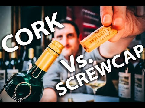 wine article Cork Vs Screwcap  Best for Ageing Wine