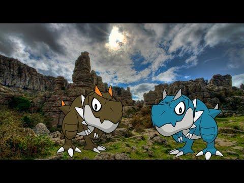 Shiny Tyrunt Pokemon Images | Pokemon Images