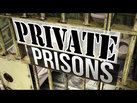 Private Prisons Prove Slavery Alive and Well in America