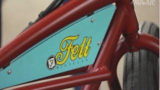 Закрытый показ велосипедов Felt 2016(Совсем недавно мы познакомились с новинками велосипедов Felt 2016 года. Часть велосипедов перешли в новую..., 2015-10-23T19:30:15.000Z)