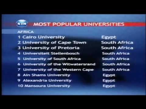 Most Popular Universities In Kenya