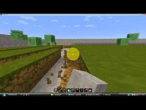minecraft как построить город часть 1