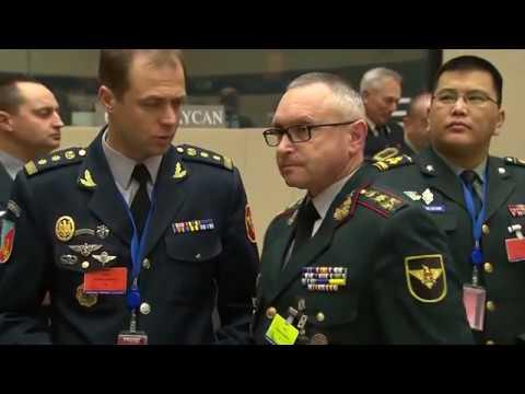 NATO HQ w/CC: 1-18-17. Supreme Allied Commanders Gather To Make Secret Plans & Press Q&A.