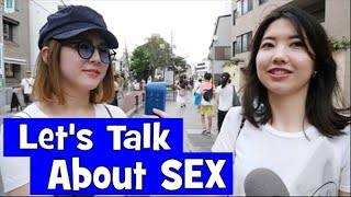 Video Do Japanese Women Talk About Sex? (Interview) download MP3, 3GP, MP4, WEBM, AVI, FLV November 2018