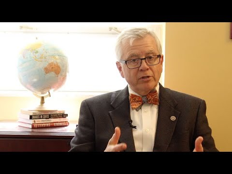 United Way Message from Dean Eastman