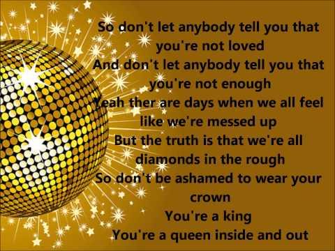 Britt Nicole-Gold-Lyrics