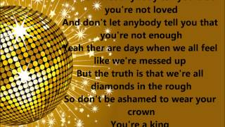 Britt Nicole-Gold-Lyrics