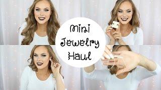 Janna Conner Mini Jewelry Haul