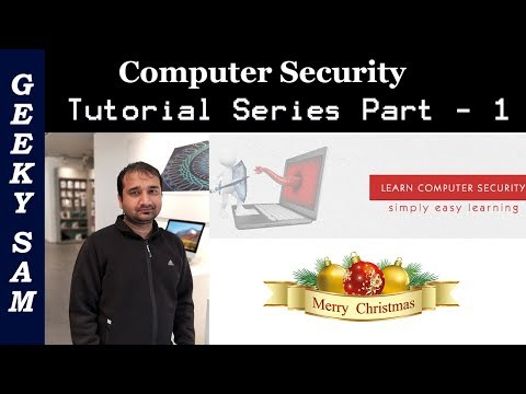 Computer Security Introduction – Part 1 | Hindi