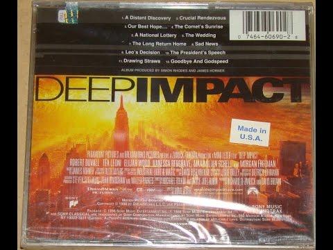 James Horner  - Deep Impact OST - Cruzial Rendezvous