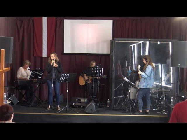 Slavēšana/Поклонение 20.09.2020