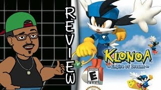 Isolated Gamerz - Klonoa: Empire of Dreams review for Game Boy Advance