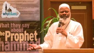 Nation of Islam (NOI) to Imam Waris Deen Muhammad by Imam Siraj Wahhaj