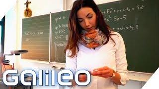 Dürfen Lehrer geheime Zettel lesen? Was mache ich, wenn? In der Schule | Galileo | ProSieben