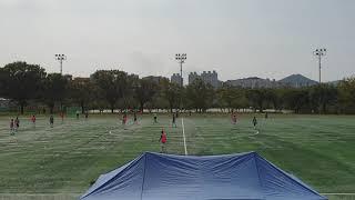 웅진코웨이배 토너먼트 백두 FC: 공주FC 2019.1…