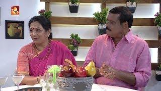 Annie&#39s Kitchen  Paneer Pan Fry  പനർ പൻ ഫര  Rajendran Amrita TV