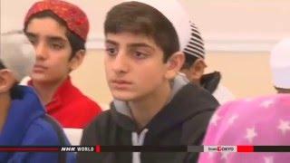 NHK: Islamophobia in the US - President Ahmadiyya Muslim Youth Association USA detined