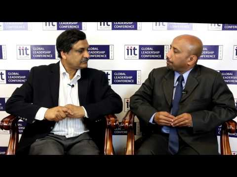 Anant Agarwal interview at IITGLC 2015, CEO edX - YouTube