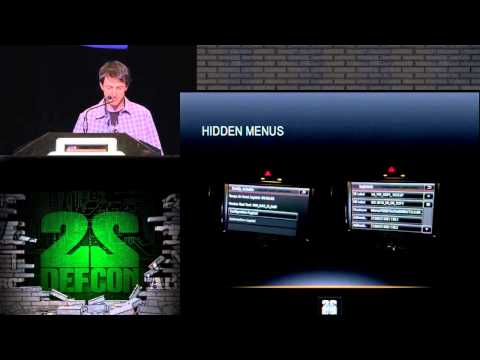 DEF CON 22  - Paul Such 0x222 and Agix - Playing with Car Firmware or How to Brick your Car