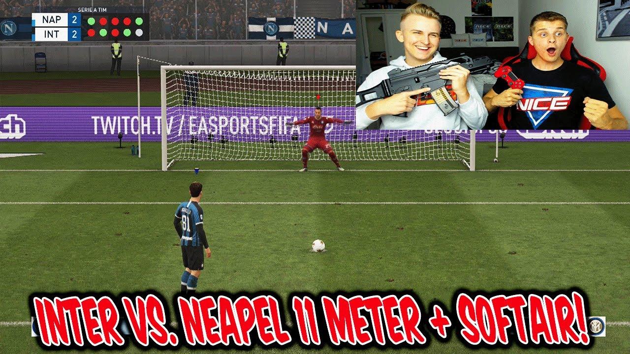 Neapel Inter Mailand