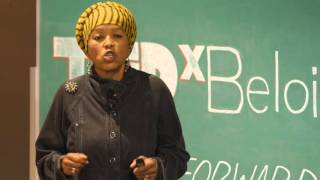 Sharing a Husband, Making a Marriage | Debra Majeed | TEDxBeloit