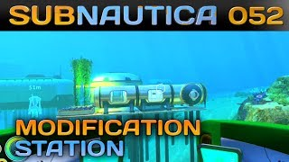 🌊 SUBNAUTICA [052] [Fragmente für die Modification Station] Let's Play Gameplay Deutsch German thumbnail